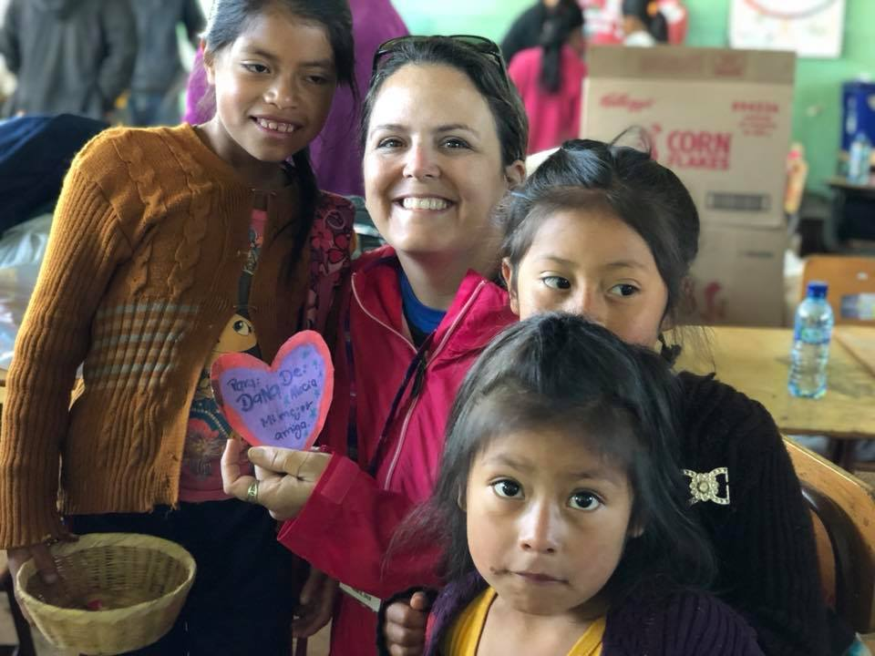 School the World - Guatemala 2018